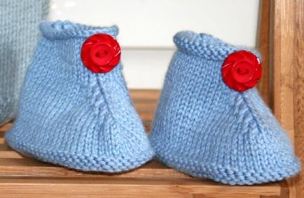 Little boy blue - boots