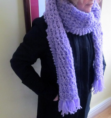 I prefer the snood to the scarf