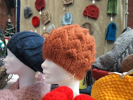 Woollen hats