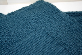Pure wool, mohair and acrylic
